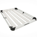 Rhino-Rack at2012 Alloy Roof Top Luggage Tray, Cargo Basket Platform