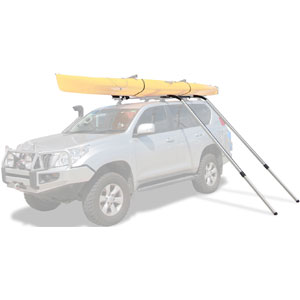 Rhino-Rack nkl Nautic Kayak Lifter Sit On Top Kayak Loading System for Roof Racks