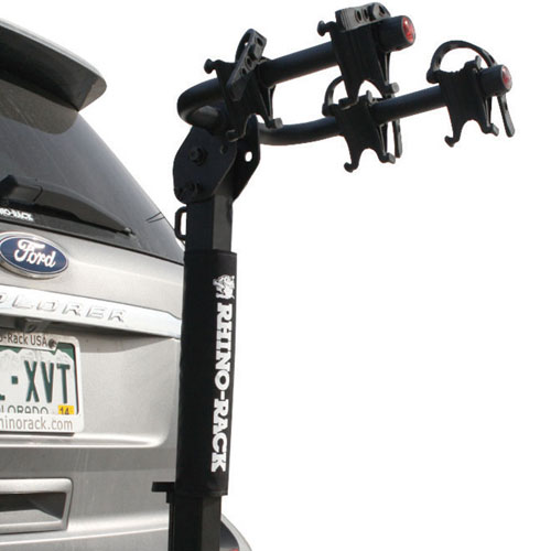 Rhino-Rack Premium 2 Bike rbc045 Hitch Carrier for 2, 1.25 Receivers