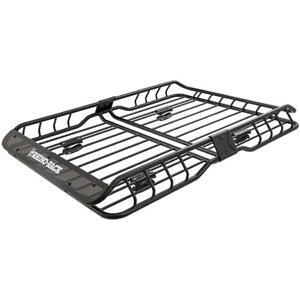 Rhino-Rack rmcb02 XTray LGE Large Steel Roof Top Luggage Basket Cargo Platform
