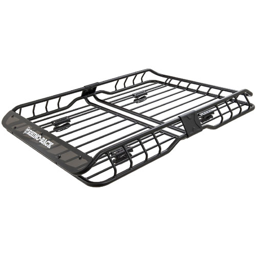 Rhino-Rack XTray LGE rmcb02 Large Steel Roof Top Luggage Basket Cargo Platform