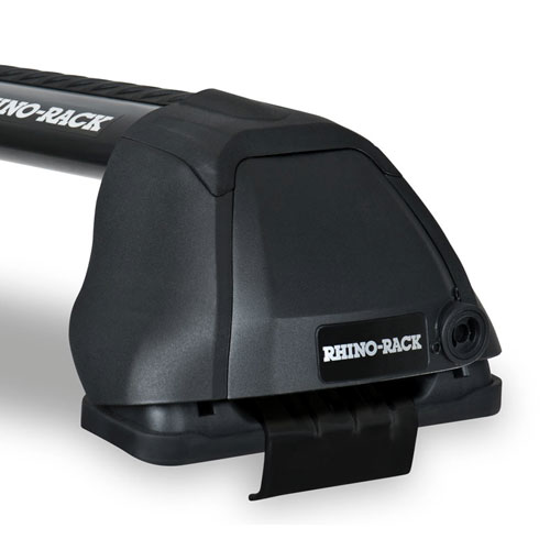 Rhino-Rack RS322b Vortex 2500rs Complete Roof Rack for Ford Focus 4 door Sedan 2012-17