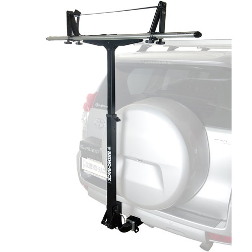 Rhino-Rack T-Load rtl002 Trailer Hitch Receiver Mount Kayak and Canoe Loader