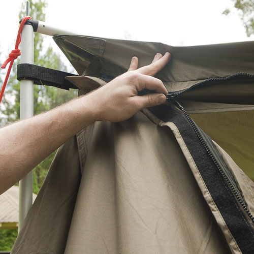 Rhino Rack Rv5t Tagalong Tent For Foxwing And Sunseeker Awnings