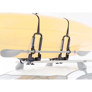 Rhino-Rack S512 Folding J Style Kayak Rack and Paddle Carrier