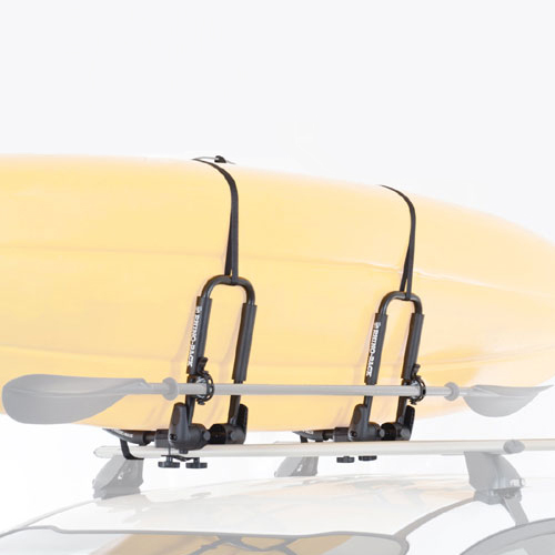Rhino-Rack Folding J Style Kayak Rack and Paddle Carrier s512