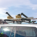 Rhino-Rack Ski Racks and Snowboard Carriers for Car Roof Racks
