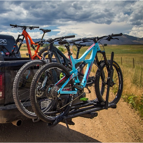 RockyMounts SplitRail 2 Bike 11300 Platform Style Hitch Mount Bicycle Rack for 1.25