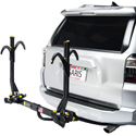 Saris 2 Bike Freedom SuperClamp 4025 Car Hitch Mount Bicycle Racks