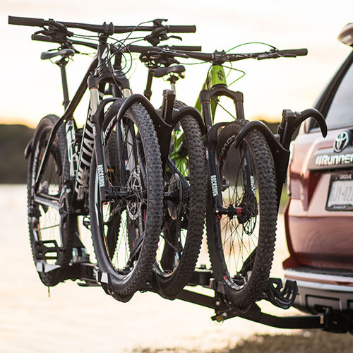 Saris Freedom SuperClamp 4 Bike 4026 Trailer Hitch Bicycle Rack - Rebox 15% Off
