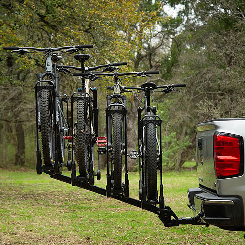 Saris 4034 MTR 2 Bike Add-On Platform Style Hitch Mounted Bicycle Rack