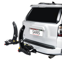 Saris Thelma 2 Bike 4229b Platform Style Trailer Hitch Mount Bicycle Racks
