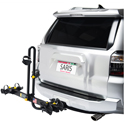 Saris 4412b Freedom 2 Bike Platform Style Trailer Hitch Mount Bicycle Racks