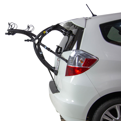 Saris Bones EX Black 2 Bike 804 Trunk Mount Bicycle Rack