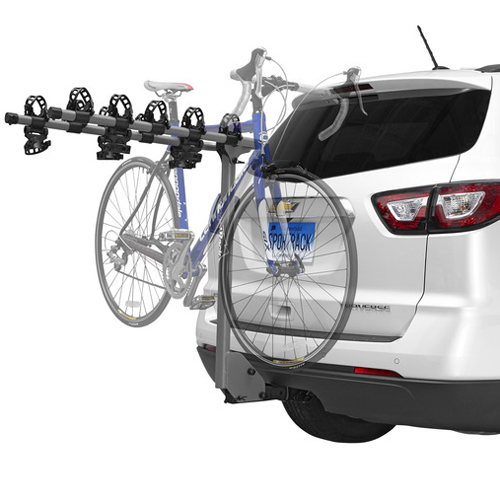SportRack Ridge 5 Bike sr2405 Non-Locking 2 Hitch Bicycle Rack, 30% Off
