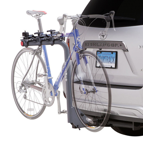 SportRack by Thule - Pathway Deluxe 3 sr2703 3 Bike Trailer Hitch Mounted Bicycle Rack Fits 1.25