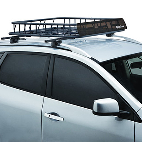 SportRack Vista Roof Rack Cargo Luggage Basket sr9035