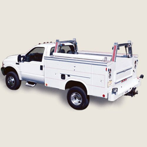 System One I.T.S. Utility Rig Pickup Truck Racks for Utility Service Body Trucks