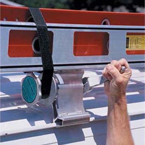 System One Single Work Winch aww for System One I.T.S. Ladder Racks