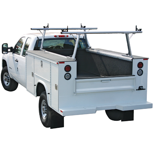 Thule TracRac UtilityRac G2 Complete Sliding Truck Racks for Utility Service Body Trucks 42101xt, Store Display 40% Off