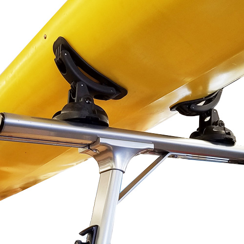 TracRac by Malone Kayak Saddles Cradles Carriers for TracRac Crossbars Racks 44300xt