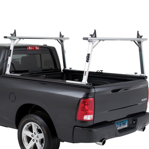 Thule TracRac SR Complete Sliding Aluminum Long Bed Pickup Truck Utility Ladder Rack