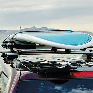 Top 5 SUP Paddleboard Racks