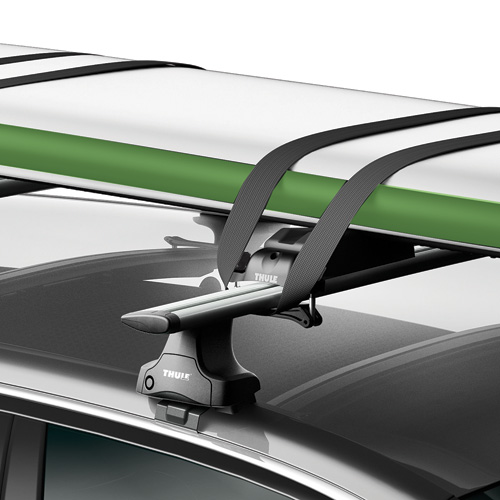 Thule 811xt Sup Shuttle Paddle Board Carrier
