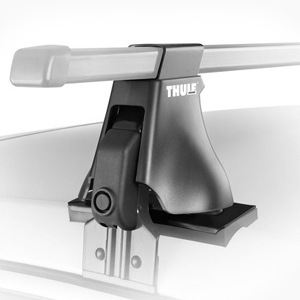 Thule 400xt Aero Foot Pack for Car Roof Crossbar Racks on Naked Roof-tops