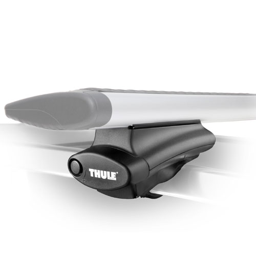 Thule 450r Rapid Crossroad Foot Pack for Raised Railing WingBar Evo Car Roof Racks