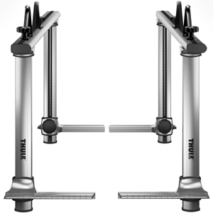 Thule 500xt Xsporter Pro Height Adjustable Pickup Truck Bed Racks - Reboxed