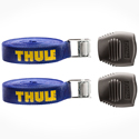 Thule Heavy-duty Cam Buckle 9 Foot Tie-down Load Straps 521