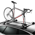 Thule 526xt Circuit Fork Mount Bike Rack Bicycle Carrier for Car Roof Racks