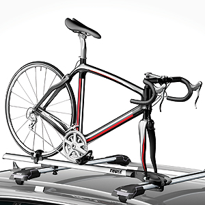 Thule Paceline 527 Fork Mount Bike Bicycle Carriers for Car Roof Racks