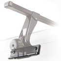 Thule 542 Bolt-on Artificial Rain Gutters for Caps, Trailers