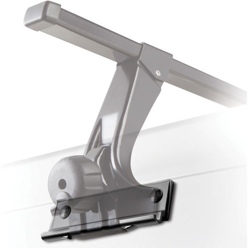 Thule Bolt-on Artificial Rain Gutters 542 for Caps, Trailers