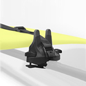 Thule Hang 2 Surfboard Carrier 554xt for Thule Car Roof Racks