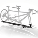 Thule 558p Tandem Fork Mounted Bike Racks and Bicycle Carriers for Roof Racks