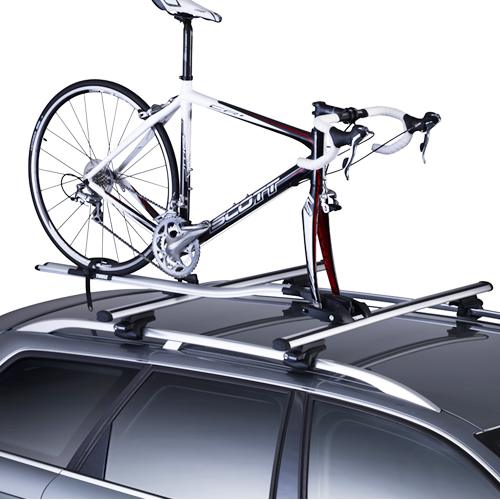 Thule OutRide 561020 Fork Mounted Car Roof Bike Racks Bicycle Carriers