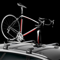 Car Roof Rack Mounted Bicycle Racks and Bike Carriers
