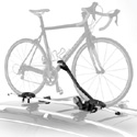 Thule 598 Criterium Upright Bike Racks and Bicycle Carriers for Car Roof Racks