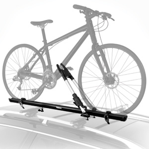 Thule Big Mouth 599xtr Upright Bike Rack, NEW Display Item 30% Off