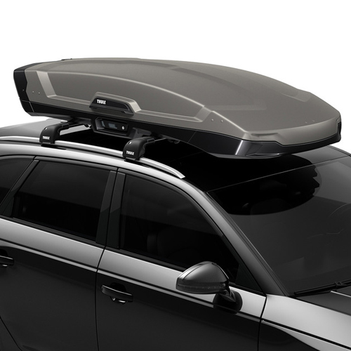Thule 613200 Vector M Medium Titan Matte Cargo Box for Roof Racks
