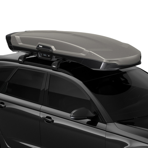 Thule 613500 Vector Alpine Titan Matte Cargo Box for Roof Racks
