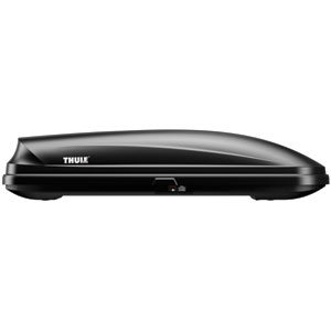 Thule Pulse L 615 Large Black Cargo Box for Car Roof Racks