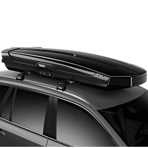 Thule Motion XT-Alpine High Gloss Black 6295b Cargo Box for Roof Racks