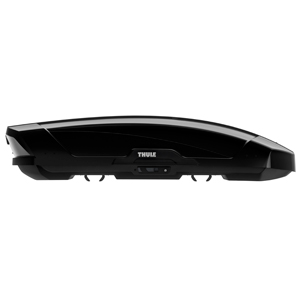 Thule Motion XT-L Large High Gloss Black 6297b Cargo Box for Car Roof Racks
