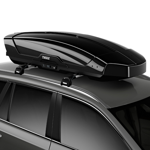 thule 6297b motion xt l large cargo box black. Black Bedroom Furniture Sets. Home Design Ideas