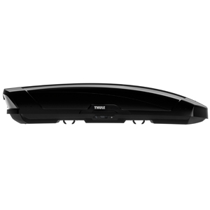 Thule Motion XT-XXL Extra Extra Large High Gloss Black 6299b Cargo Box for Car Roof Racks