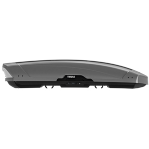 Thule Motion XT-XXL Extra Extra Large High Gloss Titan 6299t Cargo Box for Car Roof Racks